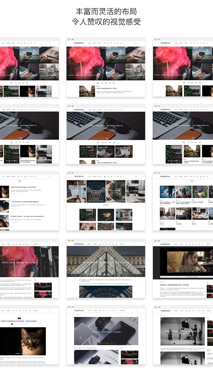 [¥699]漂亮得不像实力派的WordPress多功能主题:Cosy